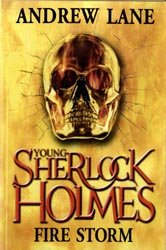 9781445846620: Young Sherlock Holmes: Fire Storm