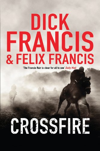 9781445854670: Crossfire  (Large Print Book)