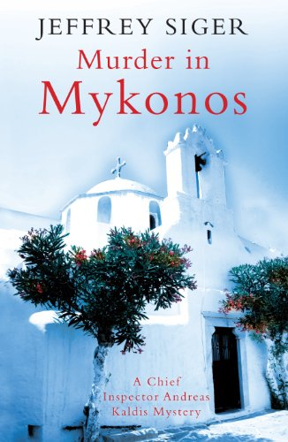 9781445855493: Murder in Mykonos