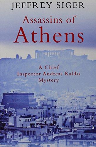 9781445855523: Assassins of Athens