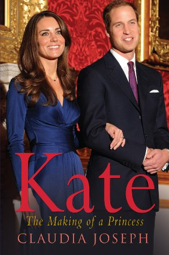 9781445855851: Kate: The Making Of A Princess  (Large Print Book)