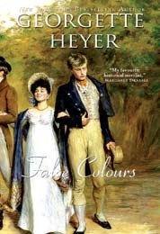 False Colours (1445855909) by Georgette Heyer