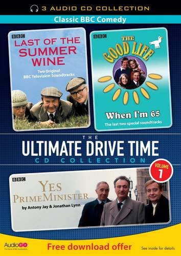 9781445864174: The Ultimate Drive Time CD Collection: v. 1: Classic BBC Comedy