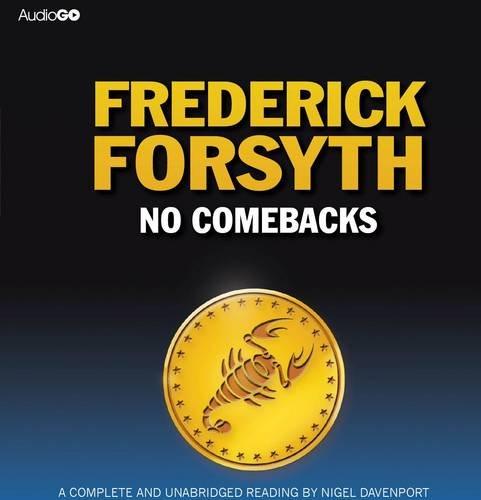 No Comebacks (1445875756) by Forsyth, Frederick