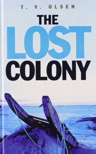 9781445881522: The Lost Colony