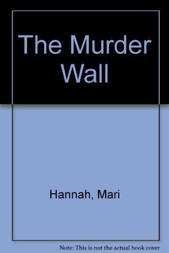 9781445892993: The Murder Wall