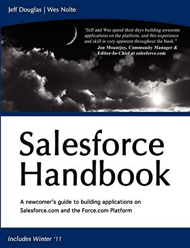 9781446108536: Salesforce Handbook