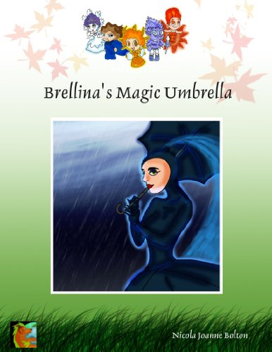 9781446129036: Brellina's Magic Umbrella