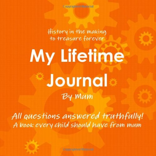 9781446186374: My Lifetime Journal - For You!