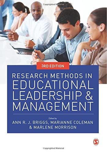 9781446200445: Research Methods in Educational Leadership and Management