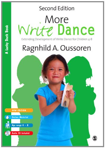 9781446200650: More Write Dance: Extending Development of Write Dance for Children age 5-9 (pack) (Lucky Duck Books)