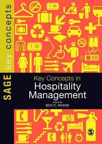 9781446200681: Key Concepts in Hospitality Management (SAGE Key Concepts series)