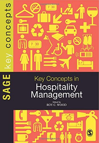 9781446200698: Key Concepts in Hospitality Management (SAGE Key Concepts series)