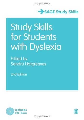 9781446202869: Study Skills for Students with Dyslexia (SAGE Study Skills Series)
