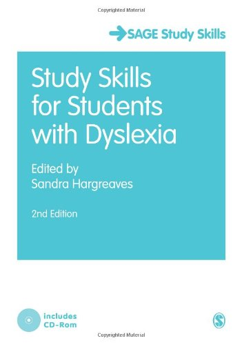 9781446202876: Study Skills for Students with Dyslexia (SAGE Study Skills Series)