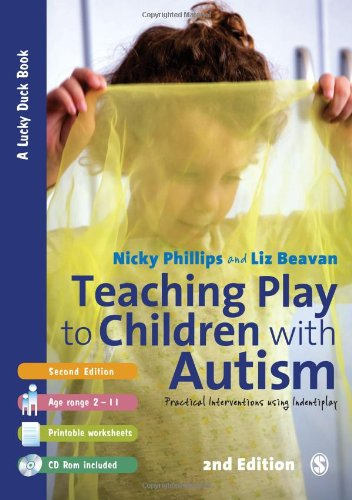9781446207666: Teaching Play to Children with Autism: Practical Interventions using Identiplay (Lucky Duck Books)
