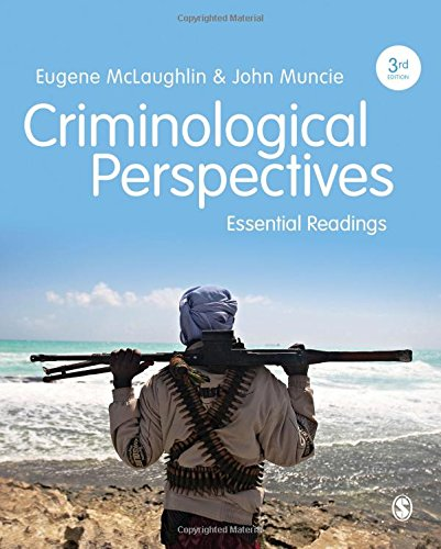 9781446207857: Criminological Perspectives: Essential Readings