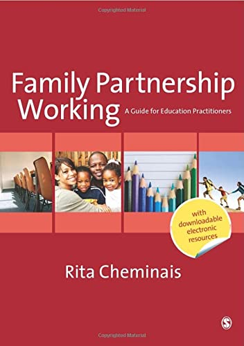 9781446208007: Family Partnership Working: A Guide for Education Practitioners