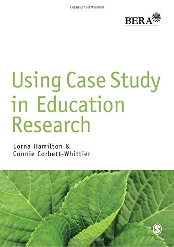 """case study research in education a 3(14) the concept of """"case study"""" introduces the first issue that i will discuss: how is the case study related to other research methods one major feature of."""
