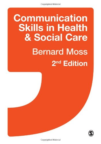 9781446208182: Communication Skills in Health and Social Care