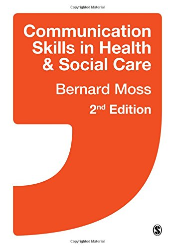 9781446208199: Communication Skills in Health and Social Care