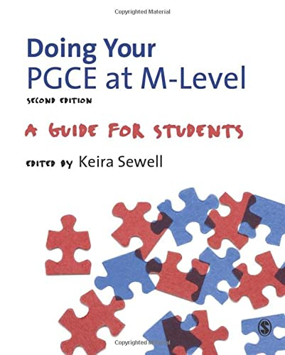 Doing Your PGCE at M-level: Sewell, Keira