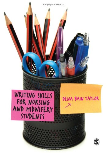 9781446208335: Writing Skills for Nursing and Midwifery Students