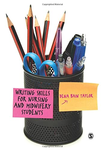 9781446208342: Writing Skills for Nursing and Midwifery Students