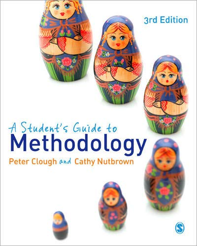 9781446208625: A Student′s Guide to Methodology