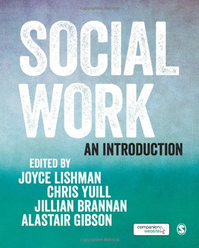 9781446208892: Social Work: An Introduction