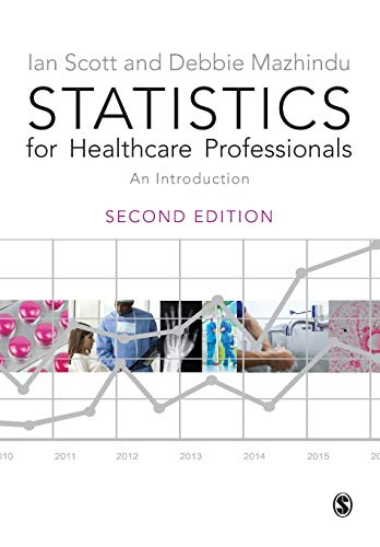 9781446208939: Statistics for Healthcare Professionals: An Introduction