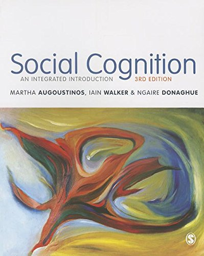 9781446210512: Social Cognition: An Integrated Introduction