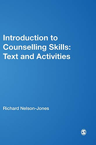 9781446210598: Introduction to Counselling Skills: Text and Activities