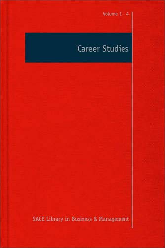 9781446247051: Career Studies (SAGE Library in Business and Management)