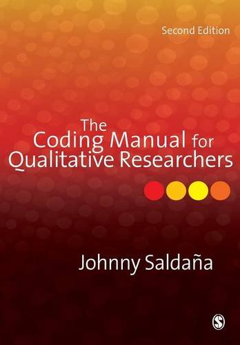9781446247372: The Coding Manual for Qualitative Researchers