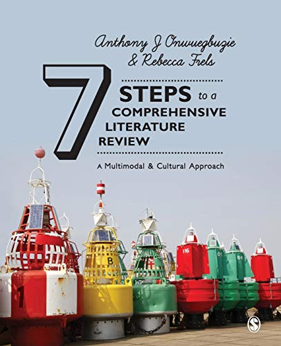 9781446248928: Seven Steps to a Comprehensive Literature Review: A Multimodal and Cultural Approach