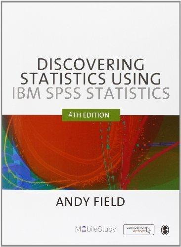9781446249208: Discovering Statistics Using IBM SPSS
