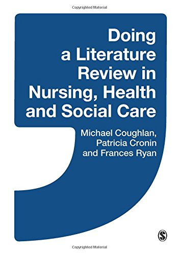9781446249611: Doing a Literature Review in Nursing, Health and Social Care