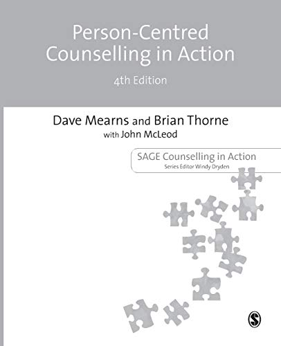 Person-Centred Counselling In Action: Mearns, Dave