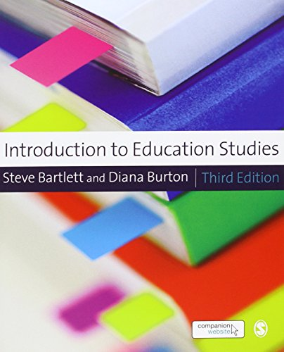 9781446252789: Introduction to Education Studies