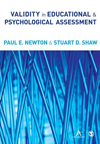 9781446253236: Validity in Educational and Psychological Assessment