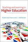 9781446254622: Teaching and Learning in Higher Education: Disciplinary Approaches to Educational Enquiry