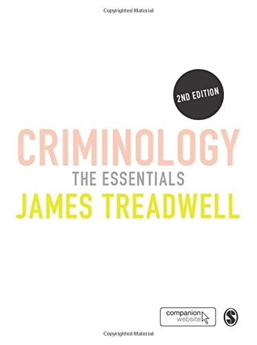 9781446256091: Criminology: The Essentials