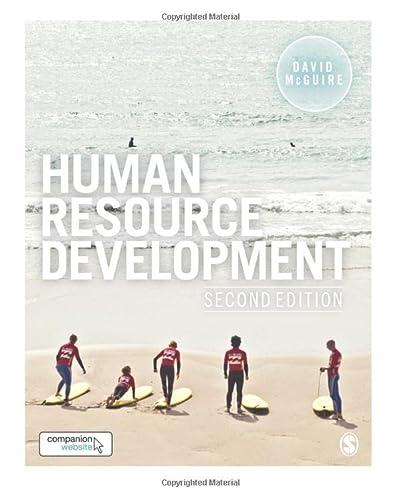9781446256626: Human Resource Development