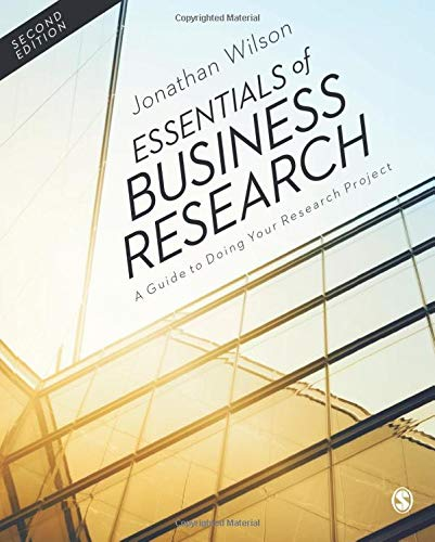 9781446257333: Essentials of Business Research: A Guide to Doing Your Research Project