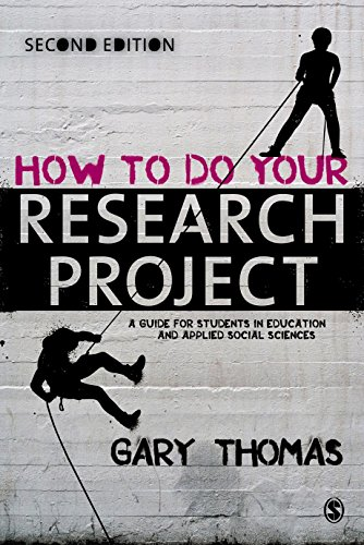 9781446258873: How to Do Your Research Project: A Guide for Students in Education and Applied Social Sciences