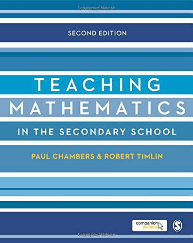 9781446259016: Teaching Mathematics in the Secondary School (Developing as a Reflective Secondary Teacher)