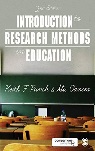 Introduction to Research Methods in Education: Keith F Punch