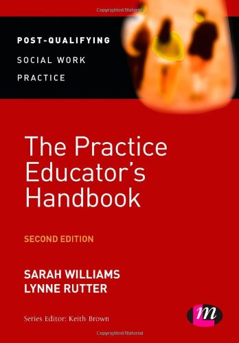 practice educator in social work Ss731 – social work practice education, assessment and supervision stage 2  of the college of social work's practice educator professional standards (peps .