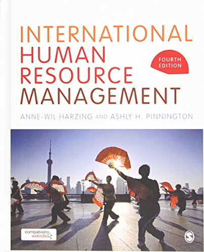 9781446267301: International Human Resource Management